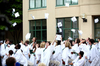 Hamden Hall graduation 2011